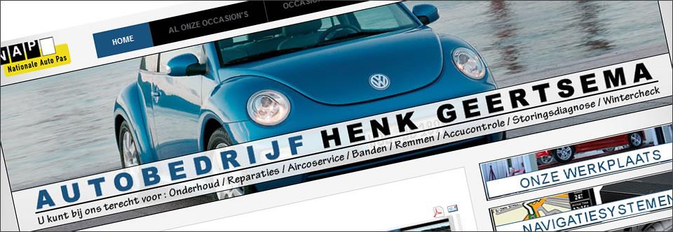 Autobedrijf Henk Geertsema