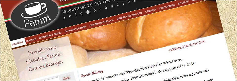 Broodjeshuis Panini